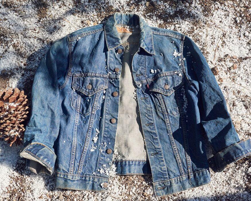 trucker jacket holiday