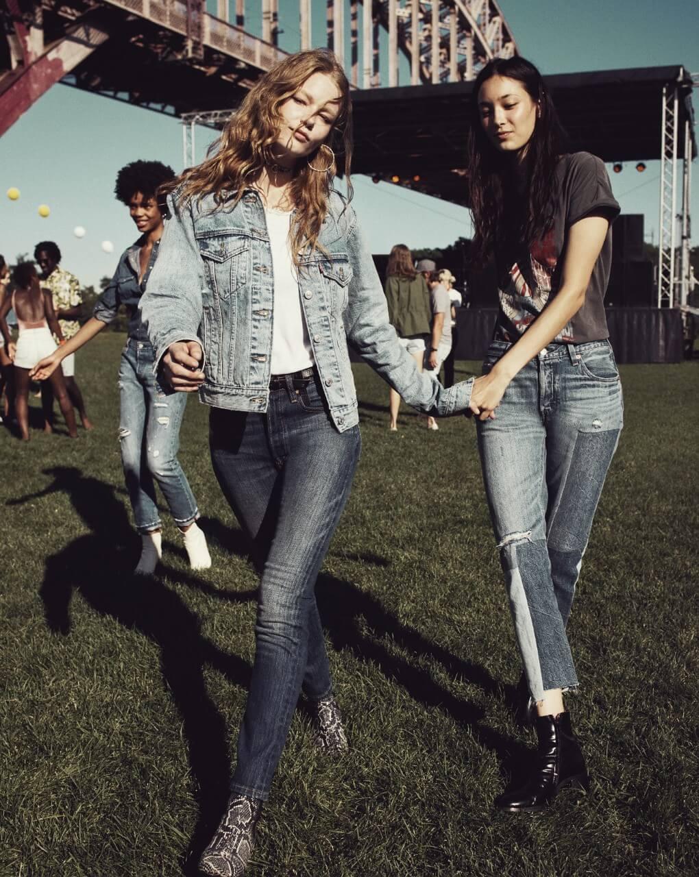 501 skinny denim jeans levi's