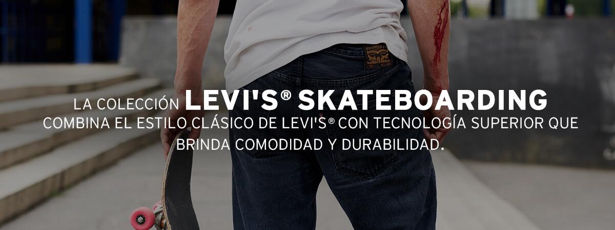 levis skateboarding skate argentina