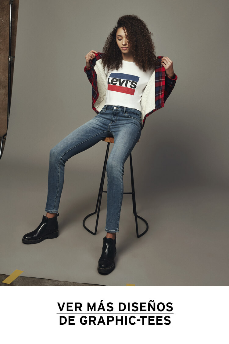 graphic tees t-shirts levis  playeras